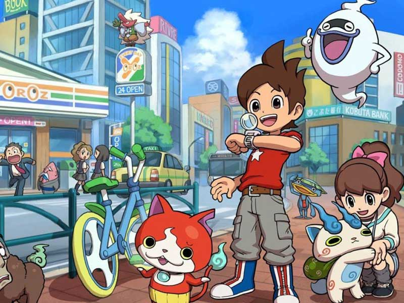 WATCH: Yo-Kai Watch 2 Overview trailer