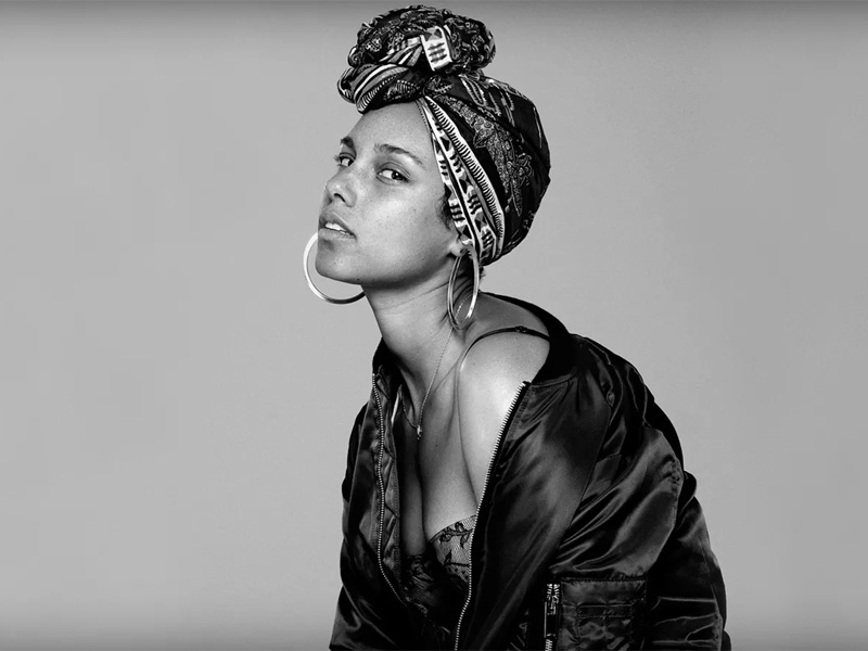 Review: Alicia Keys, 'Here'