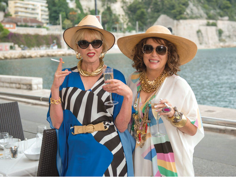 Review: Absolutely Fabulous: The Movie