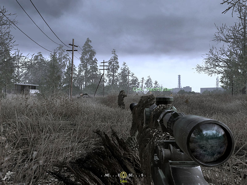 Our 5 Favourite Levels in Call of Duty
