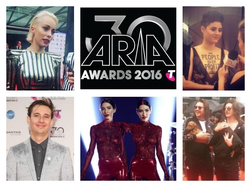 ARIA Awards 2016 wrap up