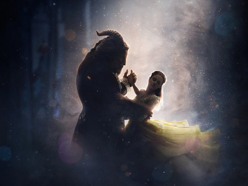 Check out the new Beauty and The Beast trailer