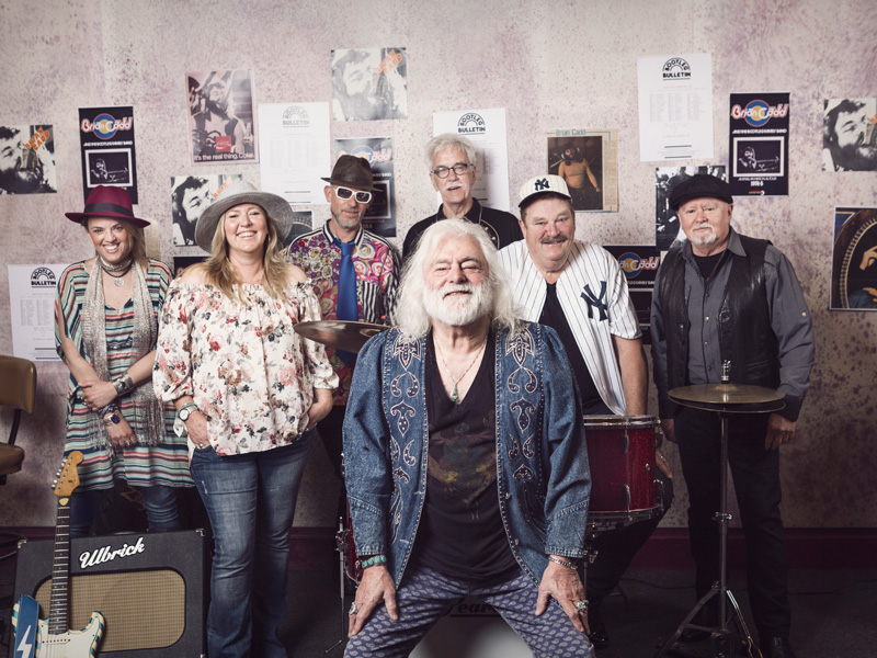Review: Brian Cadd & The Bootleg Family Band, 'Bulletproof'