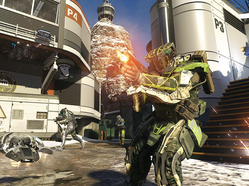 Spaceman – Call of Duty: Infinite Warfare