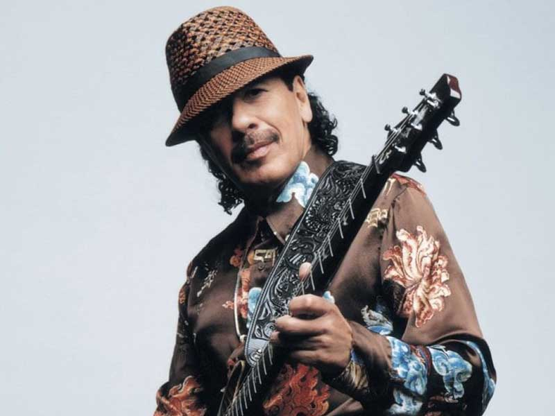 Santana and The Doobie Brothers heading Down Under