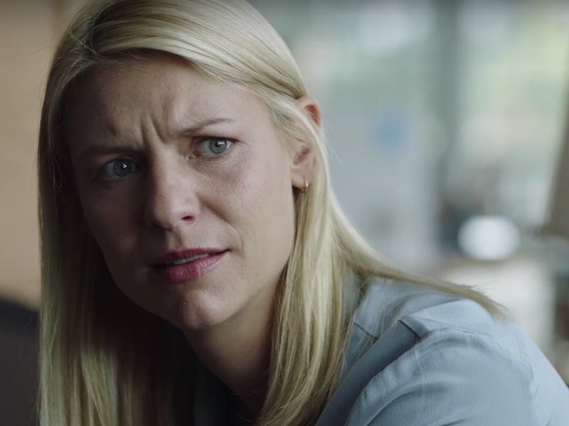 First look at Homeland season 6
