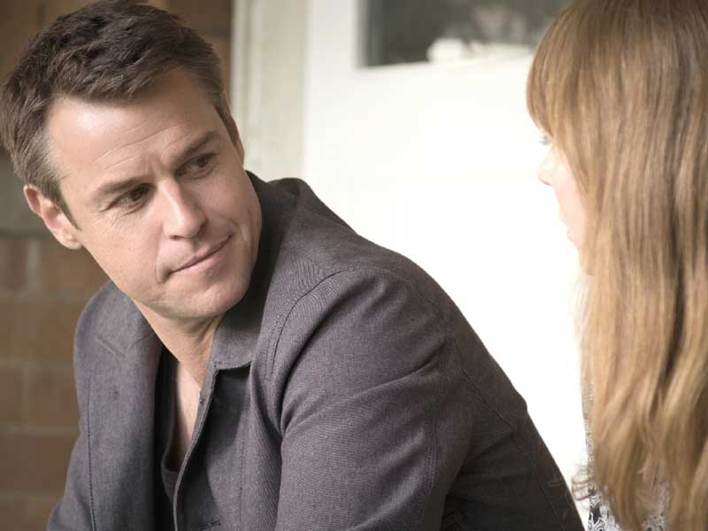 Interview: Rodger Corser – Doctor Doctor