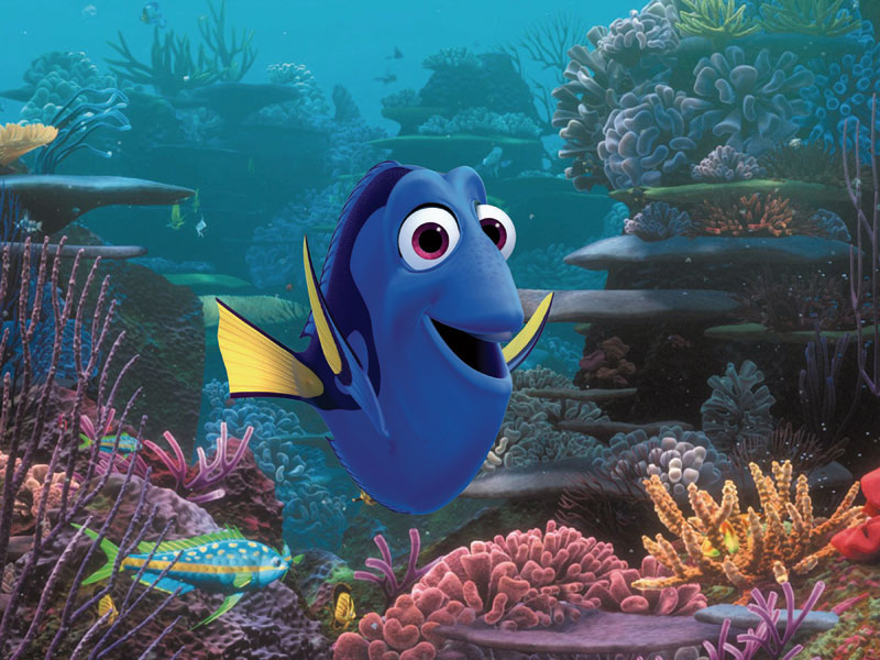 Interview: Ellen DeGeneres – Finding Dory