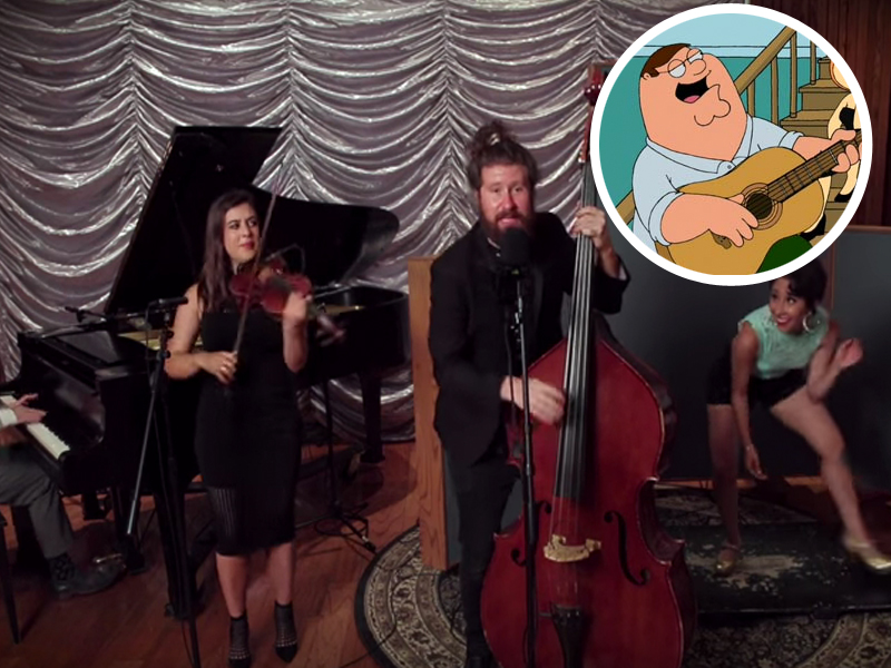Family Guy theme covered by Postmodern Jukebox