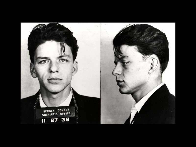 On this day in 1938: Frank Sinatra is arrested