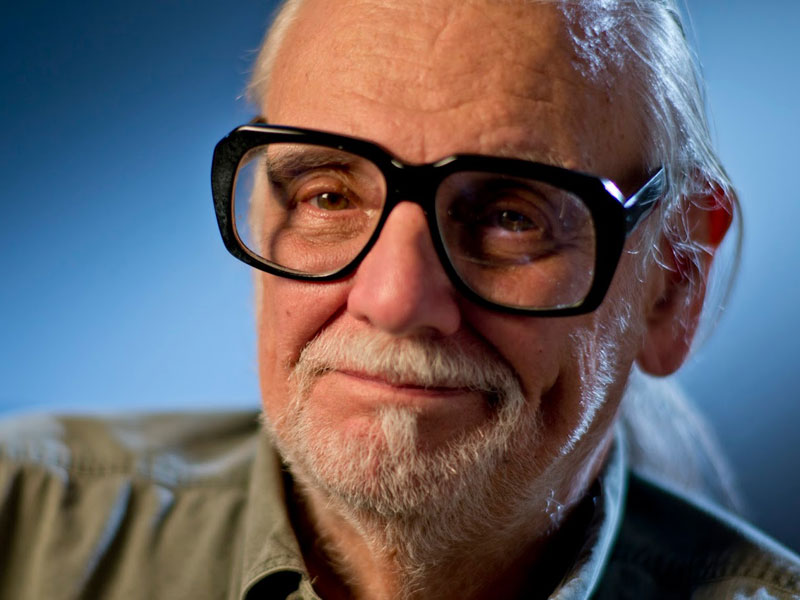 George Romero says zombies are dead