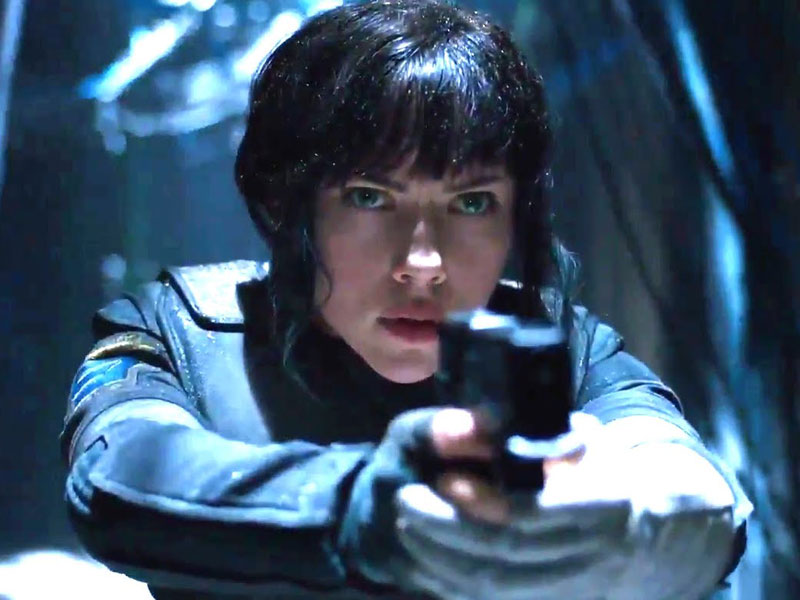 Ghost in the Shell sneak peek