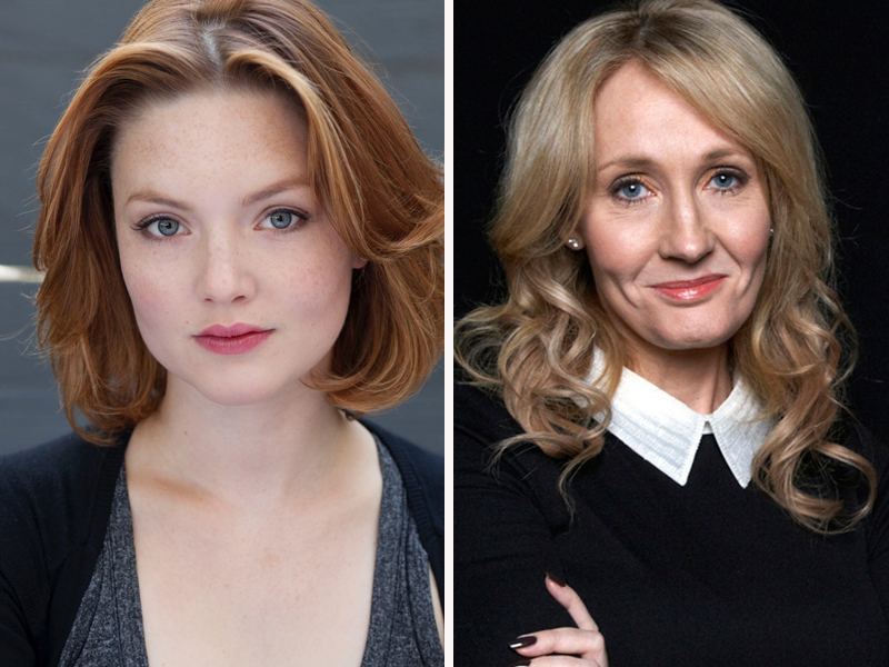 Holliday Grainger joins cast of new J.K. Rowling TV series