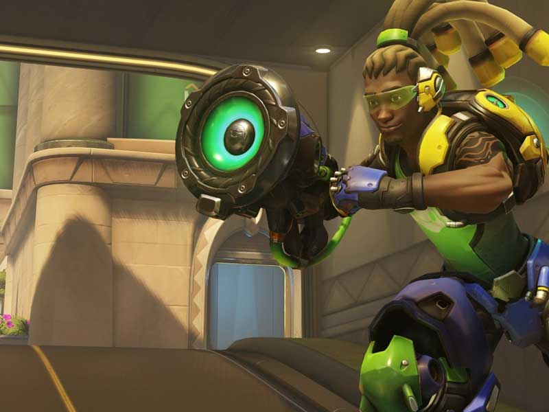 WATCH: that Lucio voice actor vid from BlizzCon gets animated