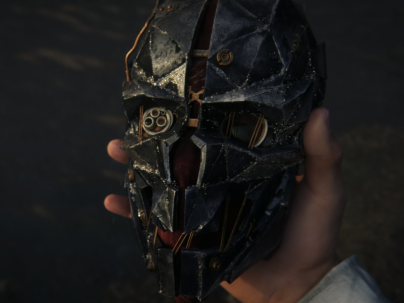 Download Corvo's Mask from Dishonored 2