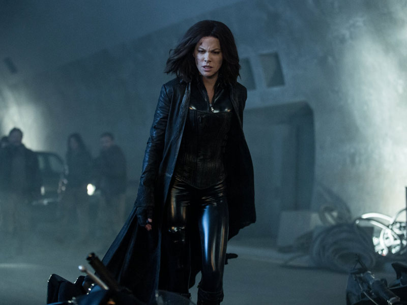 Interview: Kate Beckinsale – Underworld: Blood Wars