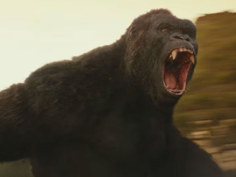 Kong: Skull Island – the second trailer