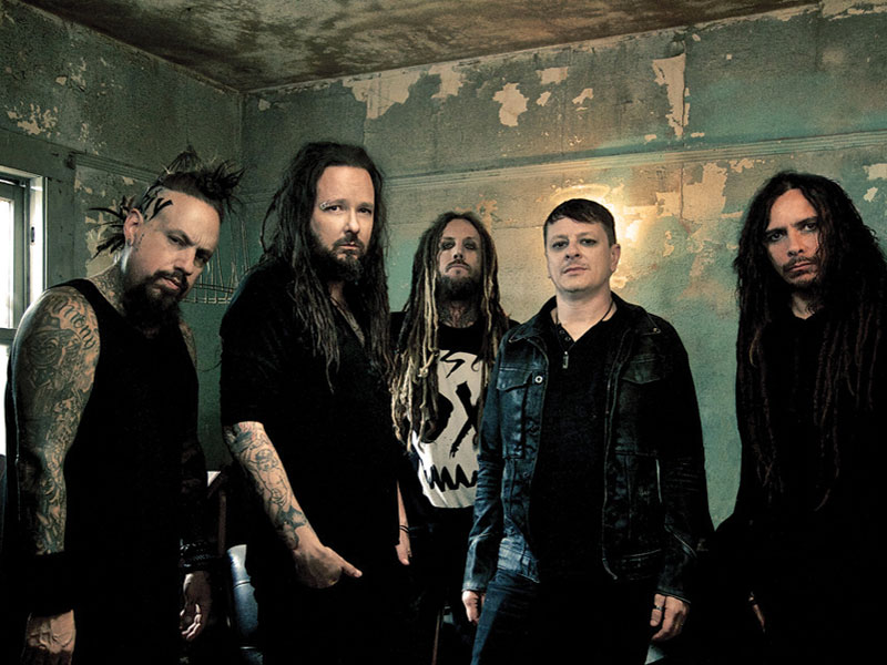 Interview: Korn