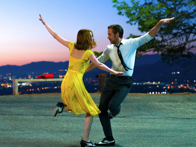 Watch the La La Land main trailer