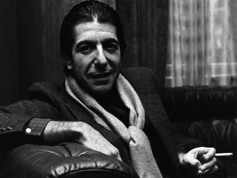 Leonard Cohen RIP