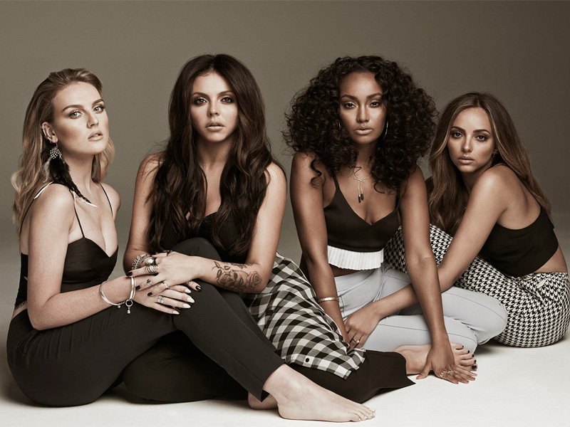 Review: Little Mix, 'Glory Days'