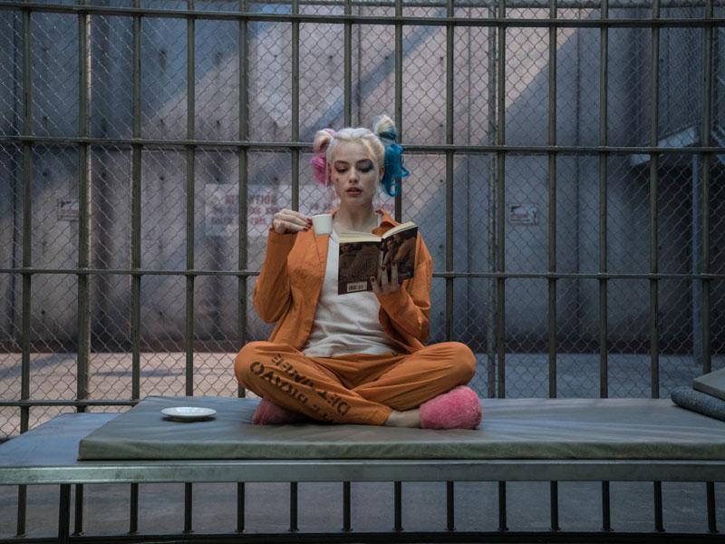 Q&A: Margot Robbie – Suicide Squad