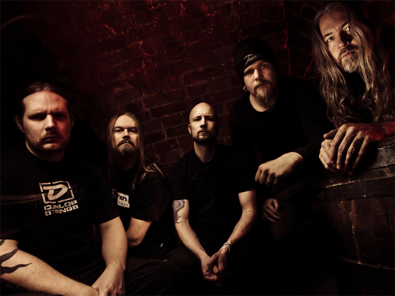 Review: Meshuggah, 'The Violent Sleep Of Reason'