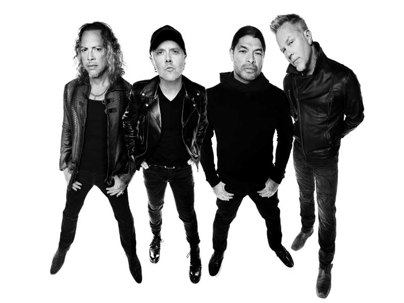 Review: Metallica, 'Hardwired…To Self-Destruct'
