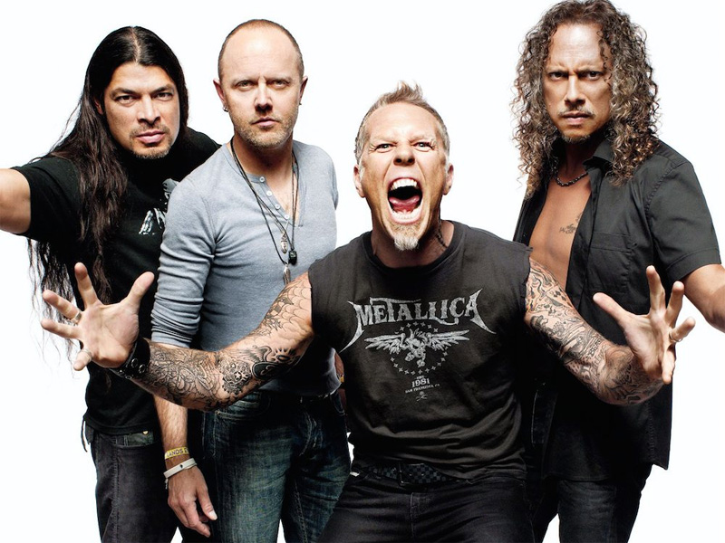 Metallica have released 12 music videos