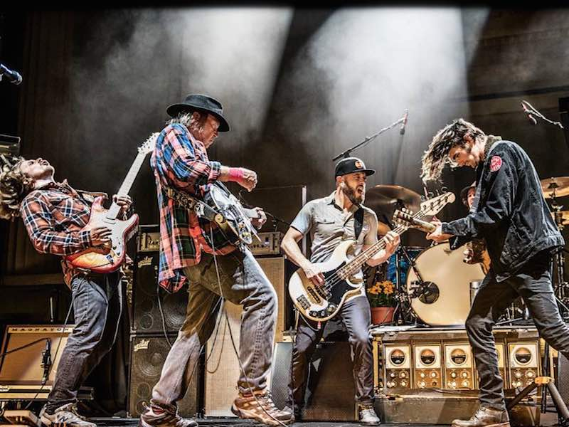 Neil Young cancels Down Under tour