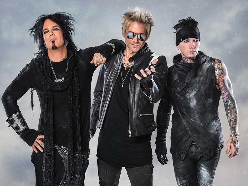 INTERVIEW: Nikki Sixx