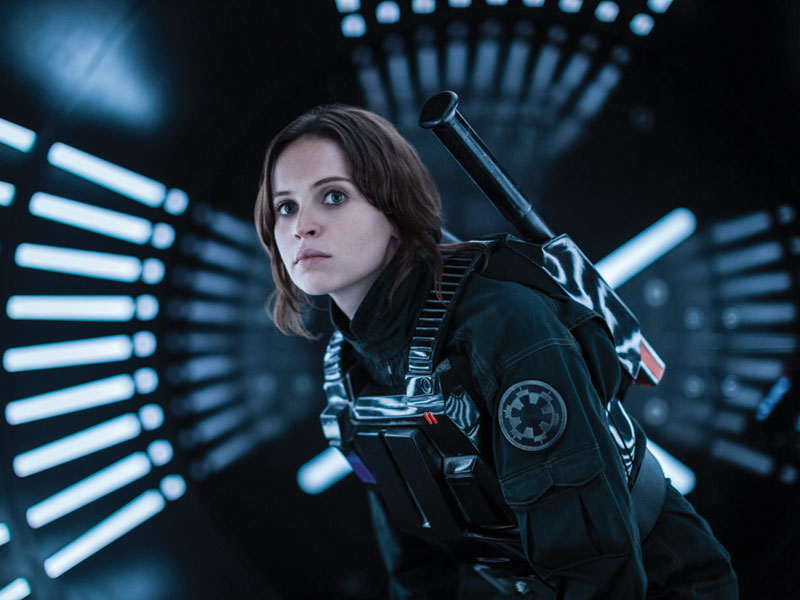 Interview: Felicity Jones – Rogue One: A Star Wars Story