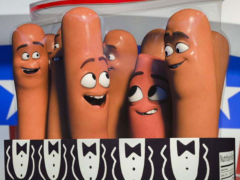 Interview with Conrad Vernon – Sausage Party
