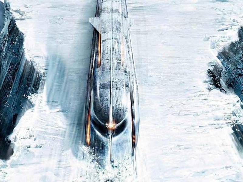 Snowpiercer the TV series?