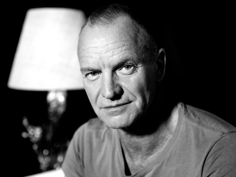 Review: Sting, '57th & 9th'