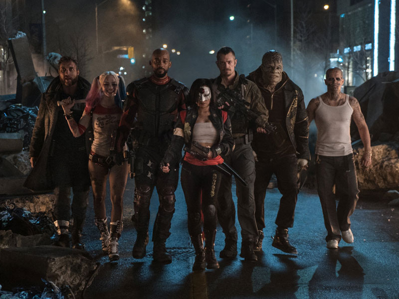 Interview: David Ayer – Suicide Squad