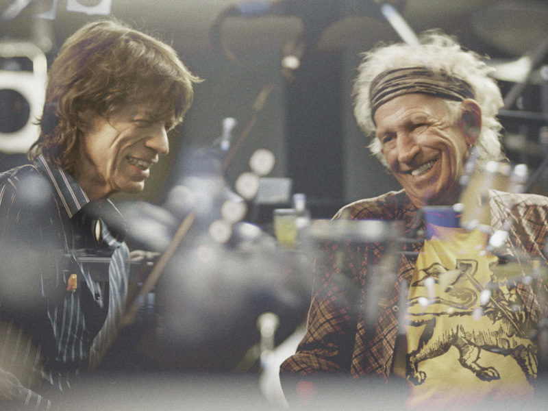 Review: The Rolling Stones, 'Blue & Lonesome'