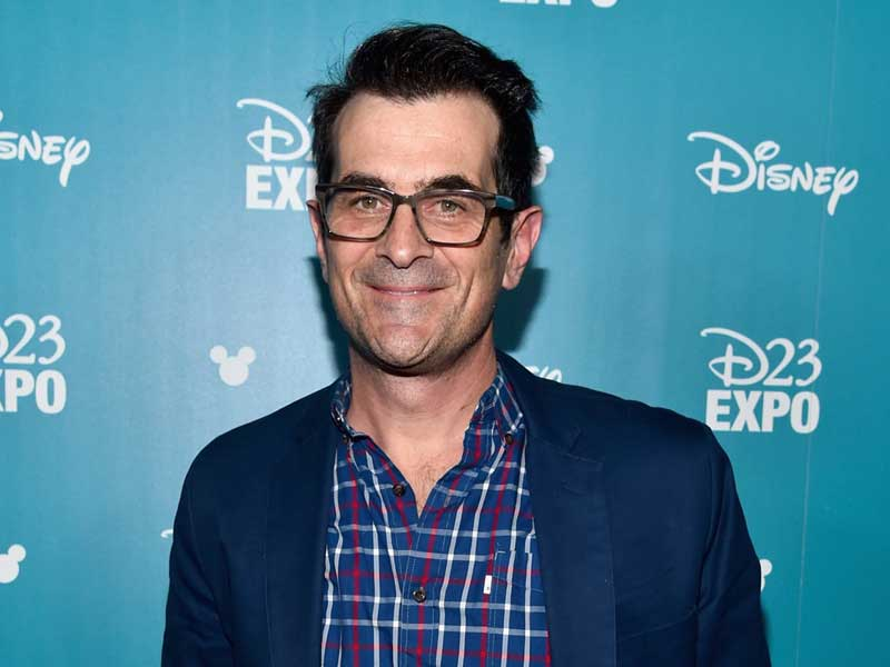 Ty Burrell on Finding Dory