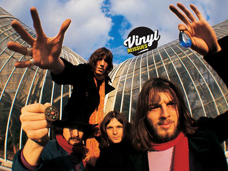 Vinyl Reissues: Pink Floyd