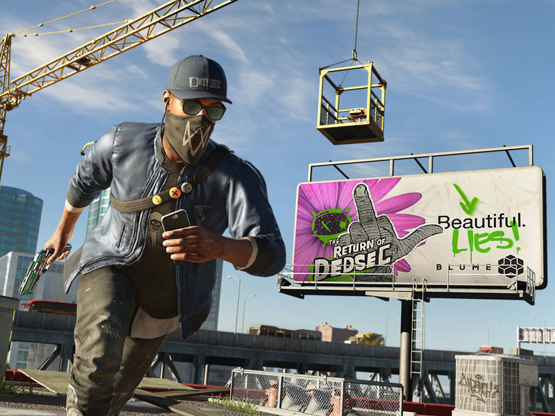 Watch Dogs 2 free trial available now on PS4