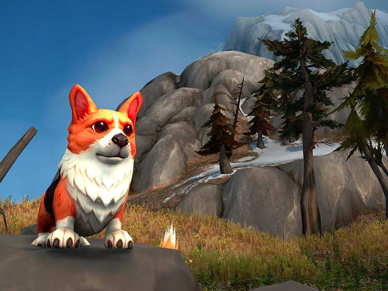 GOD SAVE THE QUEEN – World of Warcraft is getting in-game Corgis