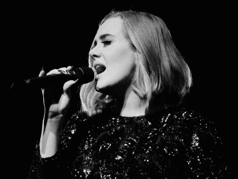 Adele heading Down Under