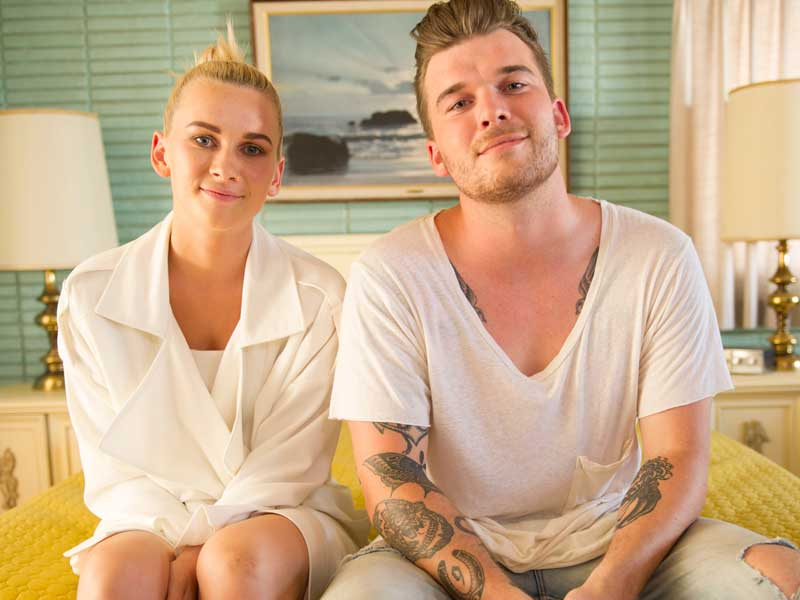 Broods clean up at the NZ Music Awards