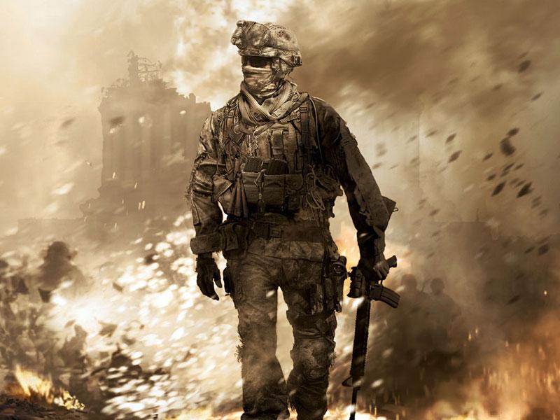 Yes, I Like Call of Duty
