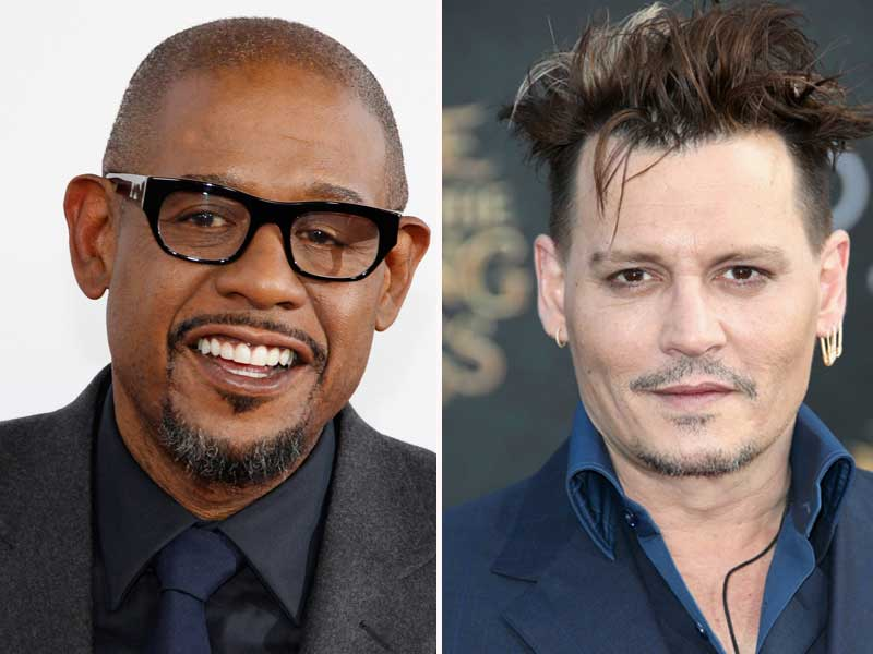 Forest Whitaker and Johnny Depp on board for Labyrinth