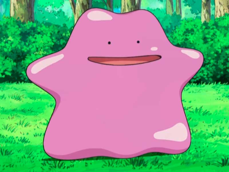 PSA: Ditto is now available in Pokemon GO