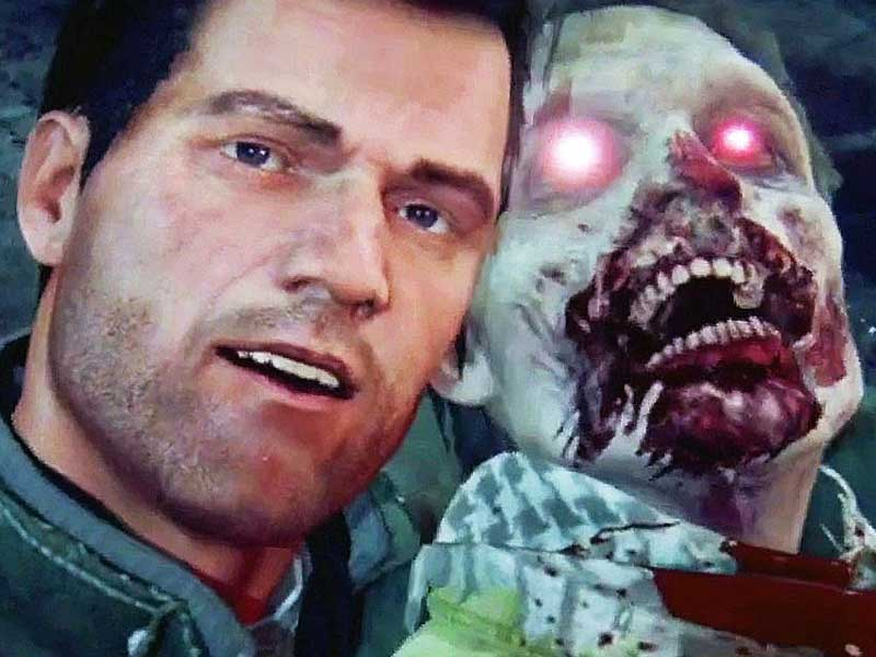 WATCH: Yule wanna check out this Dead Rising 4 vid