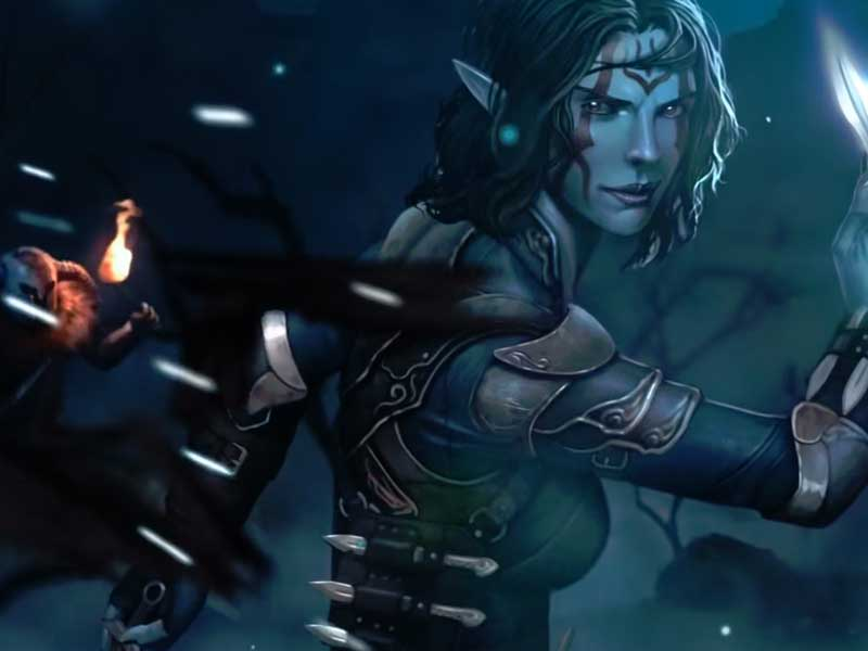 WATCH: Pete Hines plays The Elder Scrolls Legends TCG