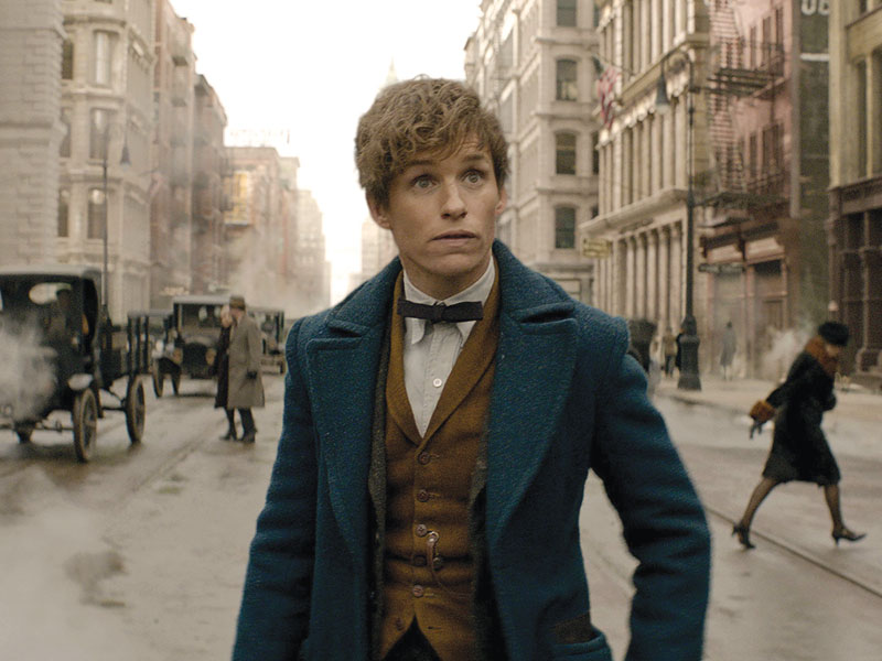 Interview: Eddie Redmayne and David Yates – Fantastic Beasts and Where to Find Them