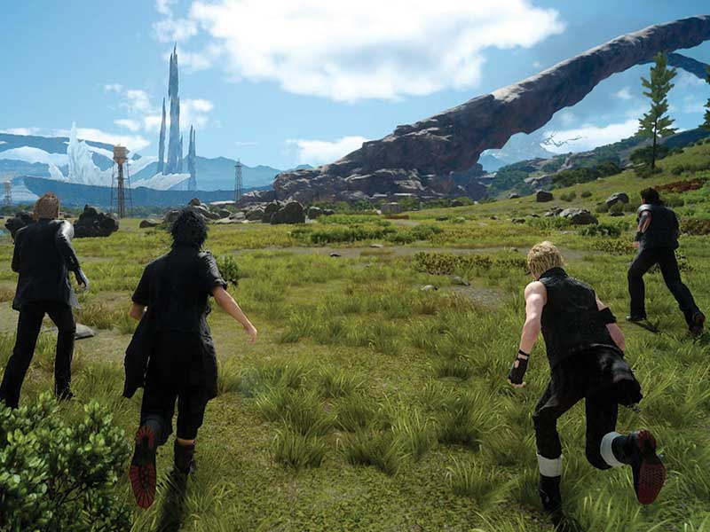 Final Fantasy XV to get literal Boss Battle DLC